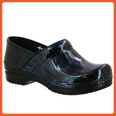 a5c50ae9498 Shop for Women's Sanita Clogs Smart Step Professional Acasia Black. Get free  delivery at Overstock - Your Online Shoes Outlet Store!