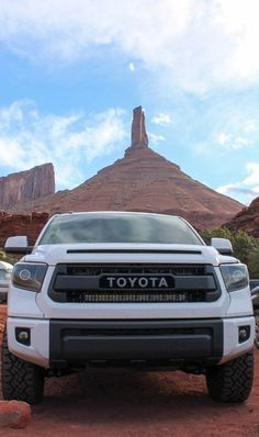 The light bar is a 30 inch Rigid Industries,I'm assuming the. Toyota Tundra Trd Pro, Toyota 4x4, Toyota Trucks, 4runner Off Road, Cars Motorcycles, Offroad, Wheels, Future, Vehicles