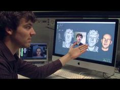WOW! This is freaking awesome!! Software Enables Avatar to Reproduce Our Emotion in Real Time