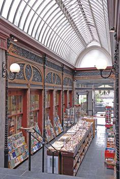 Galerie Bortier, rue de la Madeleine/rue Saint-Jean Bortiergalerij, Magdalenastraat/Sint-Jansstraat te Brussel