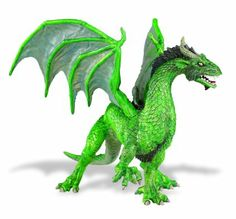 Amazon.com: Safari Ltd Forest Dragon: Toys & Games