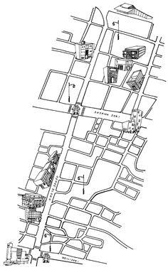 高篠裕子 Map Design, Graphic Design, Urbane Analyse, Zoo Map, Mental Map, Map Projects, Church Design, Information Design, Design Competitions