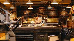 Hatch Show Print: Tour the Legendary Print Shop
