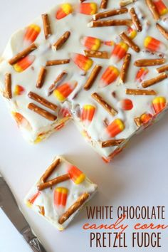 5 candy corn desserts for Halloween