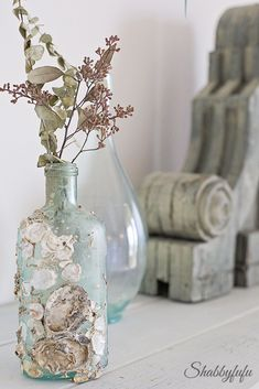 Welcoming Spring To The Beach House. Coastal living for spring with white slipcovered sofas, seashells, aqua, seafoam and mint green painted furniture. Mint Green Furniture, Grey Painted Furniture, Modern Garden Furniture, Furniture Sofa Set, Trendy Furniture, Furniture Store Display, At Home Furniture Store, Modern Contemporary Living Room, Coastal Style