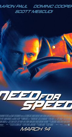 Need for Speed (March 2014)