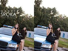 Laura & Brian | Police Officer Engagement Session - Annapolis Wedding Blog for the Maryland Bride