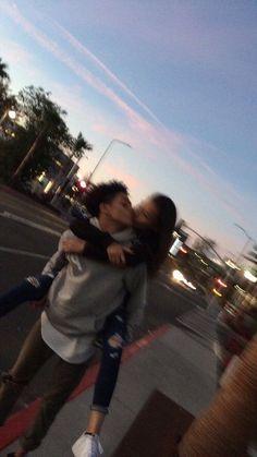 relationship couple goals kiss