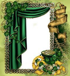 St Patrick Frame