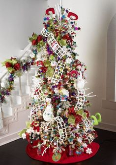 Christmas-Decoration-Trends-2017-1-4 75 Hottest Christmas Decoration Trends…