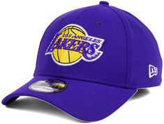 4bf0d8aadcc New Era Los Angeles Lakers Team Classic Stretch Fit HatSelect your size  from the drop down menu aboveSmall - Medium - (Hat Size 6 - 7 - - cm) - -  21 ...