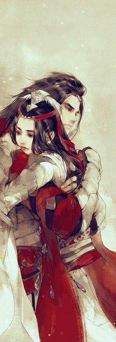 Thiên Sách couple