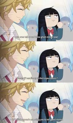 Kimi ni Todoke || anime funny