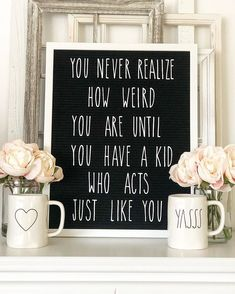 42 Ideas Funny Love Notes Signs For 2019 Mom Quotes, Quotes For Kids, Quotable Quotes, Neighbor Quotes, People Quotes, New Funny Jokes, Funny Signs, Funny Stuff, Funny Memes