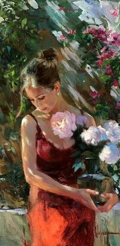 Pintura de Vladimir Volegov
