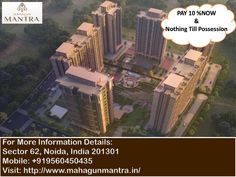 """""""Book your dream Home in Mahagun Mantra 2  Call us +91 9560450435"""" published by """"nivesh"""" on @edocr"""