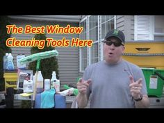 The Best Window Cleaning Tools for Residential Use