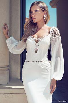 Spectacular Entertaining Events  Serafini Amelia  Wedding Dress  Julie Vino…