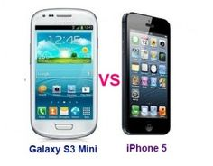 The Samsung Galaxy S3 Mini vs iPhone 5 are two amazing smartphones of the company having rich specifications in every department. Find out more on their comparison.