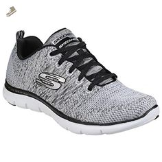 Skechers Womens/Ladies Flex Appeal 2.0 High Energy Lace Up Trainers/Sneakers  (7