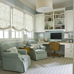 traditional home office by lily mae design