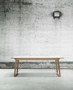 Skovby SM38. Oak table. #Skovbyfurniture #danishdesign #madeindenmark #diningtable #Scandinavian #interior
