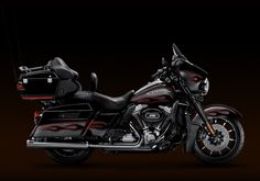 HARLEY DAVIDSON ULTRA CLASSIC ELECTRA GLIDE SCREAMING EAGLE...beautiful combo..street