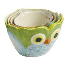 Owl Measuring Cups