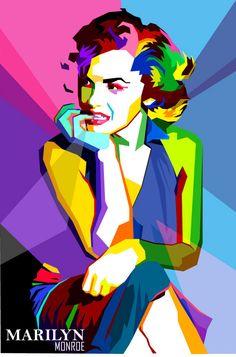 -Freaky Viec-  'Marilyn Monroe'