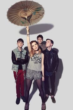 Meet indie, sibling band Echosmith: http://youtu.be/5dUspfGcVkc