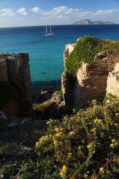 Cala Rossa, Sicily, Italy