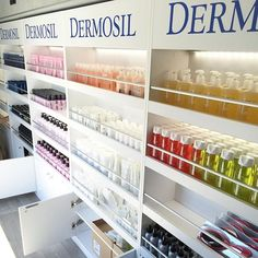 The bus will be stuffed with lovely Dermosil products  Don't forget to snap a picture and tag it with #dermosilontour on Instagram if you see the bus!  #dermosil