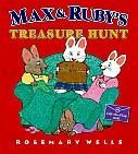 MAX AND RUBY'S TREASURE HUNT by Rosemary Wells. No one should leave preschool without knowing nursery rhymes. Once your child is familiar with most, you can make this treasure hunt yourself! So much fun!  http://catalog.cincinnatilibrary.org/iii/encore/search/C__Smax%20and%20ruby%20treasure%20hunt__Orightresult__U1?lang=eng=cobalt