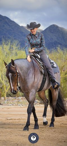 """""""This is the first product I have felt strongly enough about to use on every single horse in my barn. I have had outstanding results with it on all our show horses - it has improved their joints, hoof condition, overall conditioning and, their hair coats are immaculate. Our program produced three AQHA World Show Champions in the 2013 year and each of those horses was on Equine Omega Complete.  I would recommend it to anyone."""" Nancy Renfro Performance Horses - Shop now…"""