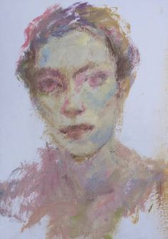 Anastasia Parvanova/ Self-portrait