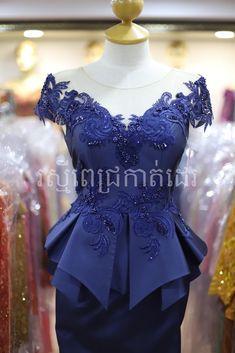 African Attire, African Fashion Dresses, African Dress, Myanmar Traditional Dress, Traditional Dresses, Batik Dress, Lace Dress, Elegant Dresses, Beautiful Dresses