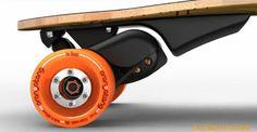 Booster Board - World's Lightest Electric Skateboard