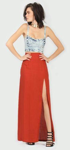 Can make top & skirt