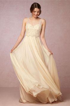 BHLDN Ostara Gown in  Bride Wedding Dresses at BHLDN