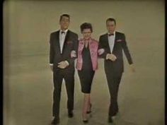 Judy Garland with Frank Sinatra & Dean Martin. @Ashley and @Achaia Long should love this. : )