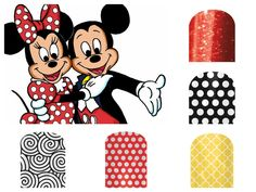 Disney!!  mackharper.jamberrynails.net