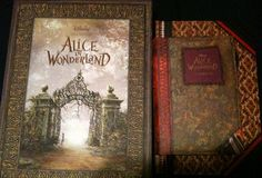 Mysterious Alice in Wonderland Promo Book and Key Arrive!