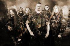 "The Swedish metal-band ""Sabaton"", concert in Gothenburg in June and November 2010"