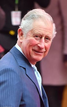 Stars join Prince Charles at Prince's Trust Awards