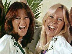 ABBA. The girls