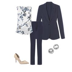 Where to shop work clothes for modern working women Business Professional Outfits, Professional Dresses, Business Casual Outfits, Office Outfits, Business Fashion, Business Attire, Business Formal, Professional Women, Office Wear