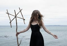 MYRKUR - Official website of Danish composer, vocalist and classically trained multi-instrumentalist Black Metal, Heavy Metal, Classically Trained, Extreme Metal, Ethereal Beauty, Fantasy Photography, Band Photos, Alternative Music, Metal Bands