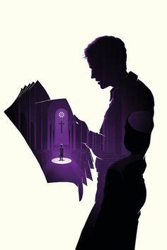 Spotlight (2015) ~ Minimal Movie Poster (artist unknown) #amusementphile