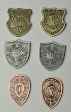 victory point games fantasy coins