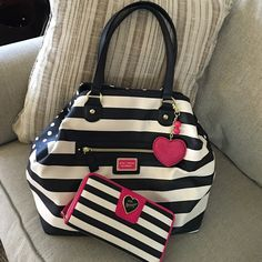 39673abb4355 Fun colors Great condition a few minor pen marks Betsey Johnson Bags  Shoulder Bags ...
